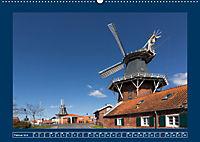 Norden-Norddeich. Maritime Orte mit Flair (Wandkalender 2019 DIN A2 quer) - Produktdetailbild 2