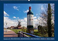 Norden-Norddeich. Maritime Orte mit Flair (Wandkalender 2019 DIN A2 quer) - Produktdetailbild 12