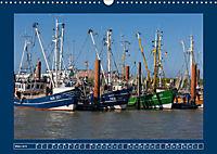 Norden-Norddeich. Maritime Orte mit Flair (Wandkalender 2019 DIN A3 quer) - Produktdetailbild 3