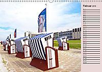 NORDERNEY Geburtstagskalender mit Planerfunktion (Wandkalender 2019 DIN A3 quer) - Produktdetailbild 2