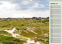 NORDERNEY Geburtstagskalender mit Planerfunktion (Wandkalender 2019 DIN A3 quer) - Produktdetailbild 1