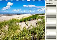 NORDERNEY Geburtstagskalender mit Planerfunktion (Wandkalender 2019 DIN A3 quer) - Produktdetailbild 8
