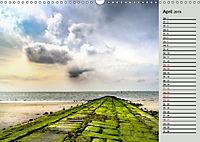 NORDERNEY Geburtstagskalender mit Planerfunktion (Wandkalender 2019 DIN A3 quer) - Produktdetailbild 4