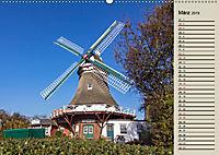 NORDERNEY Geburtstagskalender mit Planerfunktion (Wandkalender 2019 DIN A2 quer) - Produktdetailbild 3