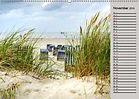 NORDERNEY Geburtstagskalender mit Planerfunktion (Wandkalender 2019 DIN A2 quer) - Produktdetailbild 11