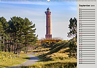 NORDERNEY Geburtstagskalender mit Planerfunktion (Wandkalender 2019 DIN A2 quer) - Produktdetailbild 9