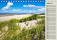 NORDERNEY Geburtstagskalender mit Planerfunktion (Tischkalender 2019 DIN A5 quer) - Produktdetailbild 8