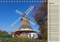 NORDERNEY Geburtstagskalender mit Planerfunktion (Tischkalender 2019 DIN A5 quer) - Produktdetailbild 3