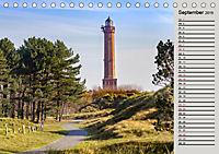 NORDERNEY Geburtstagskalender mit Planerfunktion (Tischkalender 2019 DIN A5 quer) - Produktdetailbild 9