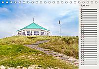 NORDERNEY Geburtstagskalender mit Planerfunktion (Tischkalender 2019 DIN A5 quer) - Produktdetailbild 6