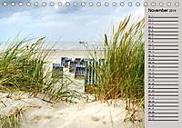 NORDERNEY Geburtstagskalender mit Planerfunktion (Tischkalender 2019 DIN A5 quer) - Produktdetailbild 11