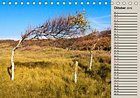 NORDERNEY Geburtstagskalender mit Planerfunktion (Tischkalender 2019 DIN A5 quer) - Produktdetailbild 10