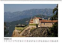Nordgriechenland - Pilion, Meteora, Sithonia (Wandkalender 2019 DIN A2 quer) - Produktdetailbild 10