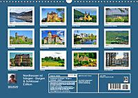 Nordhessen ist fotogen - Burgen&Schlösser - Edition (Wandkalender 2019 DIN A3 quer) - Produktdetailbild 13