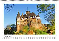 Nordhessen ist fotogen - Burgen&Schlösser - Edition (Wandkalender 2019 DIN A2 quer) - Produktdetailbild 2