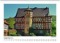 Nordhessen ist fotogen - Burgen&Schlösser - Edition (Wandkalender 2019 DIN A2 quer) - Produktdetailbild 9