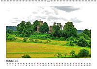 Nordhessen ist fotogen - Burgen&Schlösser - Edition (Wandkalender 2019 DIN A2 quer) - Produktdetailbild 10