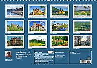 Nordhessen ist fotogen - Burgen&Schlösser - Edition (Wandkalender 2019 DIN A2 quer) - Produktdetailbild 13