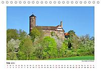 Nordhessen ist fotogen - Burgen&Schlösser - Edition (Tischkalender 2019 DIN A5 quer) - Produktdetailbild 5