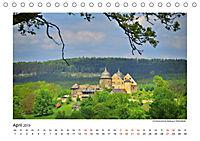 Nordhessen ist fotogen - Burgen&Schlösser - Edition (Tischkalender 2019 DIN A5 quer) - Produktdetailbild 4