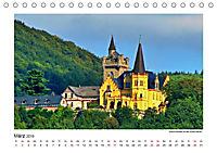 Nordhessen ist fotogen - Burgen&Schlösser - Edition (Tischkalender 2019 DIN A5 quer) - Produktdetailbild 3