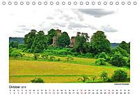 Nordhessen ist fotogen - Burgen&Schlösser - Edition (Tischkalender 2019 DIN A5 quer) - Produktdetailbild 10