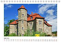 Nordhessen ist fotogen - Burgen&Schlösser - Edition (Tischkalender 2019 DIN A5 quer) - Produktdetailbild 6