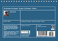 Nordhessen ist fotogen - Burgen&Schlösser - Edition (Tischkalender 2019 DIN A5 quer) - Produktdetailbild 13
