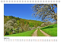 Nordhessen ist fotogen - Werra-Meißner - Edition (Tischkalender 2019 DIN A5 quer) - Produktdetailbild 4