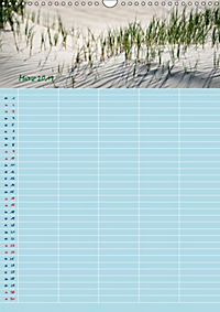 Nordische Sand-Schönheiten (Wandkalender 2019 DIN A3 hoch) - Produktdetailbild 3