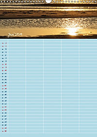 Nordische Sand-Schönheiten (Wandkalender 2019 DIN A3 hoch) - Produktdetailbild 6