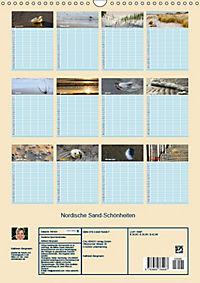 Nordische Sand-Schönheiten (Wandkalender 2019 DIN A3 hoch) - Produktdetailbild 13