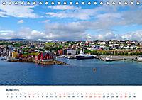Nordische Szenerien (Tischkalender 2019 DIN A5 quer) - Produktdetailbild 4