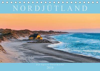 Nordjütland - die Spitze Dänemarks (Tischkalender 2019 DIN A5 quer), Reemt Peters-Hein