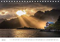 Nordland - Die Weite Skandinaviens (Tischkalender 2019 DIN A5 quer) - Produktdetailbild 6