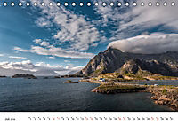 Nordland - Die Weite Skandinaviens (Tischkalender 2019 DIN A5 quer) - Produktdetailbild 7
