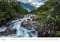 Nordland - Die Weite Skandinaviens (Wandkalender 2019 DIN A4 quer) - Produktdetailbild 4