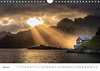 Nordland - Die Weite Skandinaviens (Wandkalender 2019 DIN A4 quer) - Produktdetailbild 6
