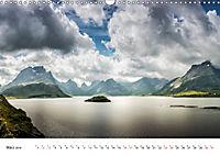 Nordland - Die Weite Skandinaviens (Wandkalender 2019 DIN A3 quer) - Produktdetailbild 3
