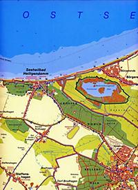 Nordland Karte Warnemünde, Rostocker Heide - Produktdetailbild 2