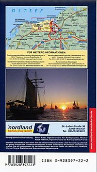 Nordland Karte Warnemünde, Rostocker Heide - Produktdetailbild 1