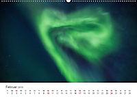 Nordlichter - Magische Nächte in Skandinavien (Wandkalender 2019 DIN A2 quer) - Produktdetailbild 2