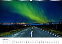 Nordlichter - Magische Nächte in Skandinavien (Wandkalender 2019 DIN A2 quer) - Produktdetailbild 4