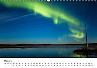 Nordlichter - Magische Nächte in Skandinavien (Wandkalender 2019 DIN A2 quer) - Produktdetailbild 5