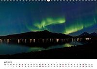 Nordlichter - Magische Nächte in Skandinavien (Wandkalender 2019 DIN A2 quer) - Produktdetailbild 7
