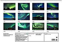 Nordlichter - Magische Nächte in Skandinavien (Wandkalender 2019 DIN A2 quer) - Produktdetailbild 13