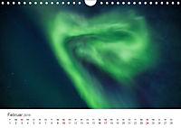 Nordlichter - Magische Nächte in Skandinavien (Wandkalender 2019 DIN A4 quer) - Produktdetailbild 2