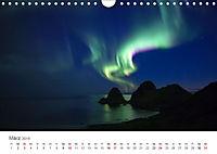 Nordlichter - Magische Nächte in Skandinavien (Wandkalender 2019 DIN A4 quer) - Produktdetailbild 3