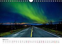 Nordlichter - Magische Nächte in Skandinavien (Wandkalender 2019 DIN A4 quer) - Produktdetailbild 4