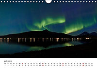 Nordlichter - Magische Nächte in Skandinavien (Wandkalender 2019 DIN A4 quer) - Produktdetailbild 7